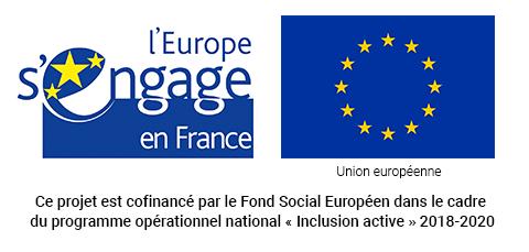 Financé par le Fonds Social Européen